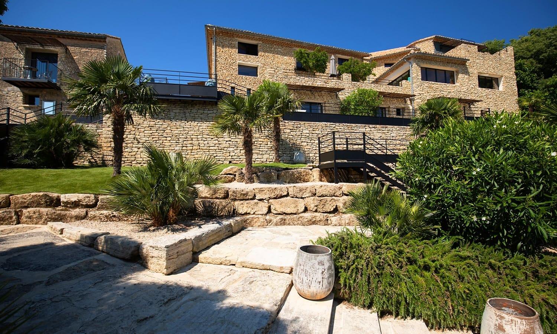 La Maison de Crillon - Hotel de charme avec piscine - Mont Ventoux