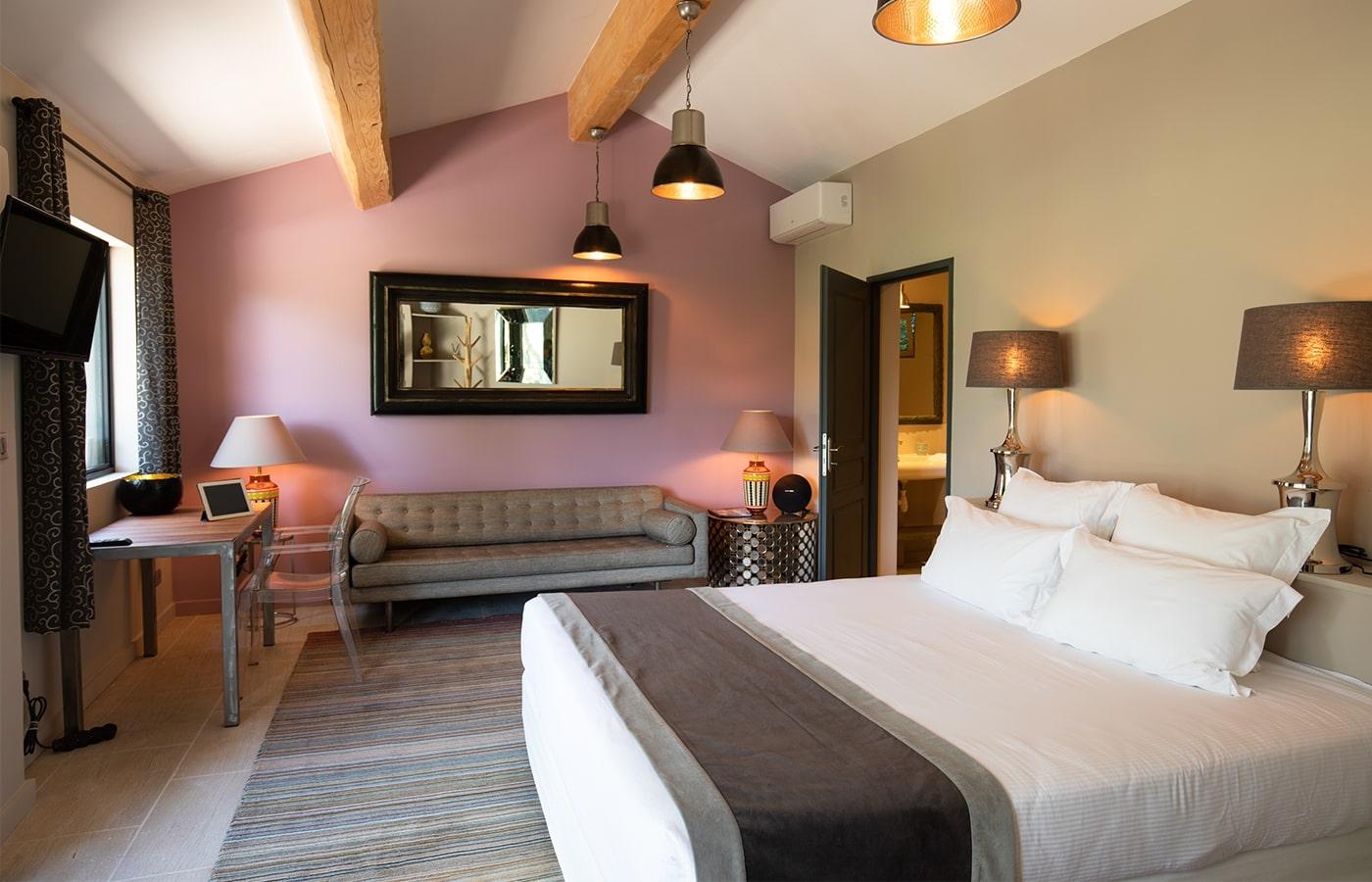 La Maison de Crillon - Hotel de charme - Mont Ventoux