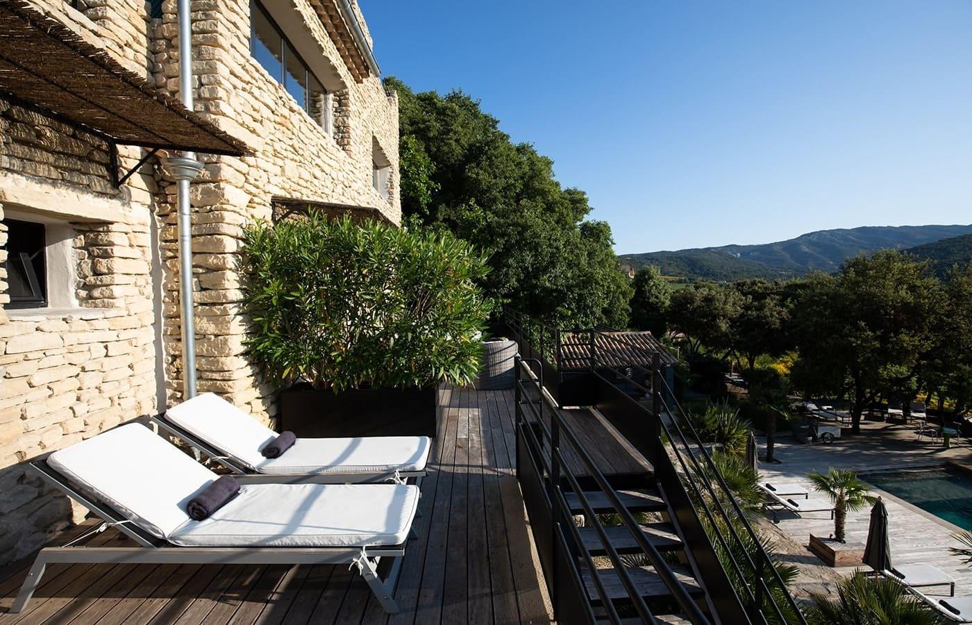 Hotel de charme au calme absolu - Mont Ventoux