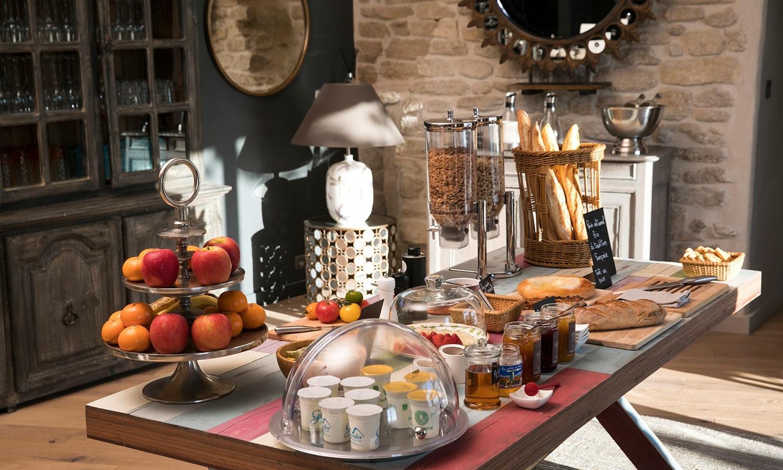 Hotel de charme, petits déjeuners gourmands - Mont Ventoux