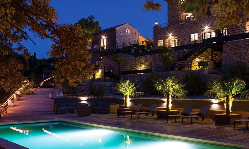 La Maison de Crillon, hôtel avec piscine - Mont Ventoux